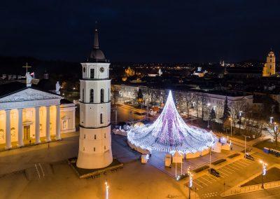 Christmas in Vilnius 2017